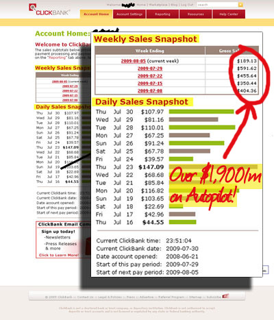 Over $1,900/m on Autopilot! - Private Label Rights