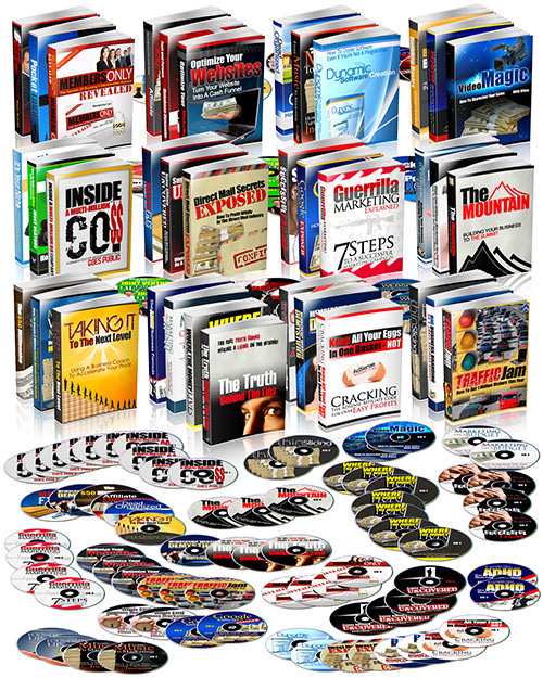 one of the largest database of PLR products